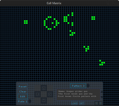 Cell Matrix Screenshot