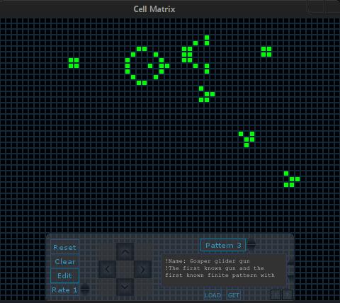 Cell Matrix Screenshot